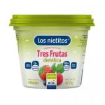 tres frutas