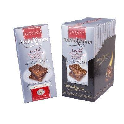 Chocolate AntiuXixona con leche