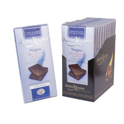 Chocolate AntiuXixona Negro